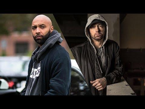 Eminem Disses Joe Budden on 'Chloraseptic remix' after Joe Budden calls his Album 'TRASH'.