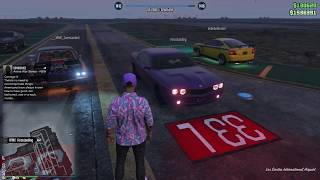 Wolf Security Street Racing. Live Gameplay Grand Theft Auto 5.