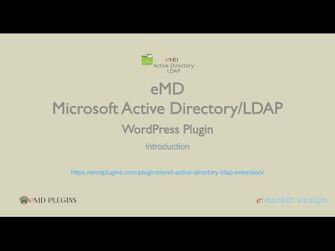 Active directory integration wordpress