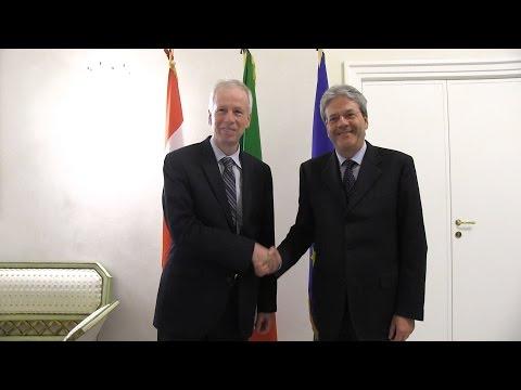 Italia-Canada: un'alleanza stabile e forte