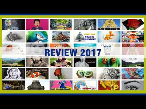 Review 2017 | Art and Travel Vlog | Arpana choudhary | check the links in Description