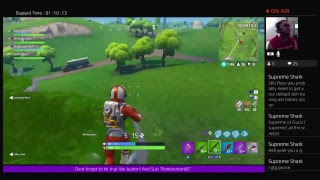 Ps4 FORTNITE live stream new update and battle pass tiers