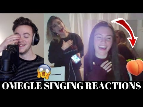 OMEGLE SINGING REACTIONS (SHE TWERKED TO ME SINGING) | EP. 17