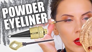 $41 LOOSE POWDER EYELINER ... Does it work?