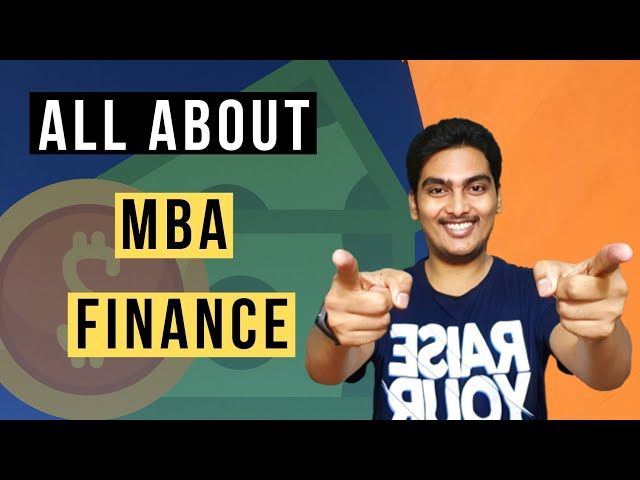 💡How is MBA in Finance? Job Roles, Certifications, Career Path |