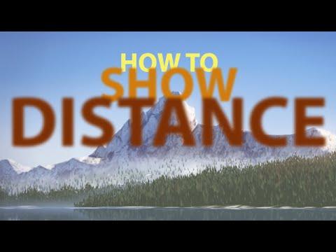 Digital Art Tutorial: Creating Distance in Landscapes