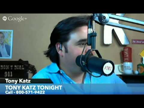 Tony Katz Tonight Radio - 4/29/14 - The Donald Sterling Punishment