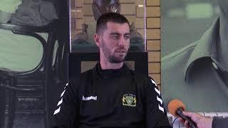 INTERVIEW | Joe Quigley pre-Chesterfield