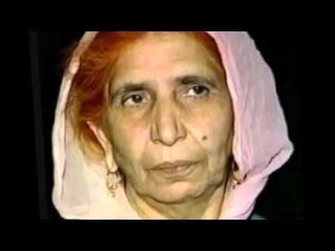 Raj Begam legendary singer of Kashmir