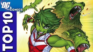 Top 10 Beast Boy Moments From Teen Titans