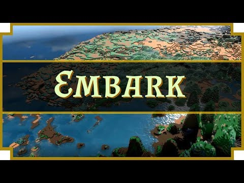 Embark - (Colony Building Simulation Game)