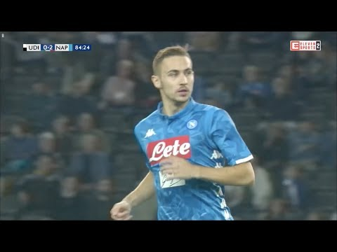 Marko Rog vs Udinese (Away) 20/10/2018 HD 1080p