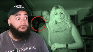 Don't Watch These Ghost Videos Alone in the Dark | LIVE REACTION