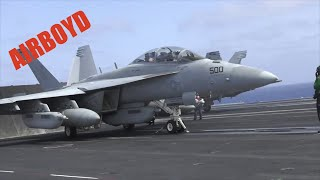 Flight Operations USS Harry S. Truman (CVN-75)
