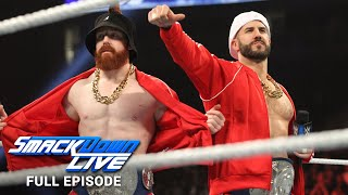 WWE SmackDown LIVE Full Episode, 11 December 2018