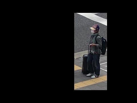 """""""煽りガラケーおばさん"""" 喜本奈津子(51)容疑者 逮捕"""