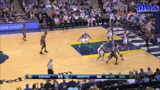 Indiana Pacers vs Memphis Grizzlies - Full Game Highlights - 29 March 2017