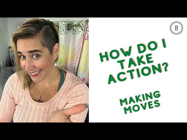 Spontaneity- Week 4 - Taking Action