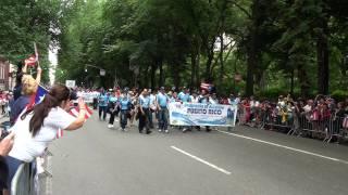 Video#663 Puerto Rican Parade 2011 Pt 2