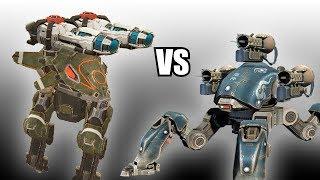 Carnage (Redeemer) vs Fujin (Tarans) - AnakinTEST #17 | War Robots