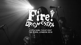 Fire Orchestra - Live in London 2018