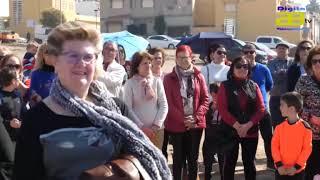 Diputación levanta en Balanegra el mejor pabellón deportivo de la provincia