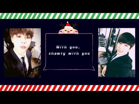 【中字認聲】방탄소년단 Jimin & Jungkook - Christmas Day Cover