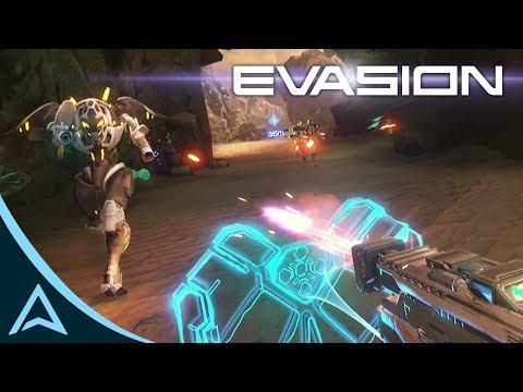 Sci Fi Shooter Evasion Kommt Fur Playstation Vr Unterstutzt Aim
