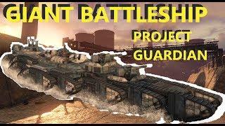 Crossout - Biggest Derptrain Ever! Project Guardian!