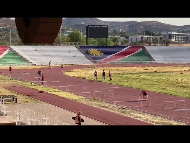 Tarietha Watson Reg 53608 15y F 1500m