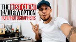 THE BEST CLIENT GALLERY OPTION FOR PHOTOGRAPHERS
