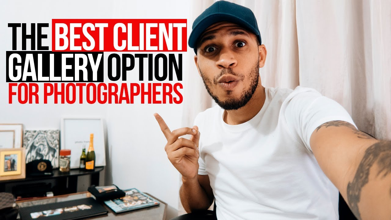 The Best Client Gallery Option For Photographers Youtube