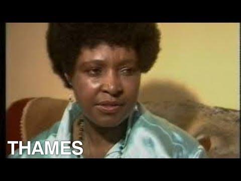 Winnie Mandela interview | South Africa | Sanctions | Daytime | 1985