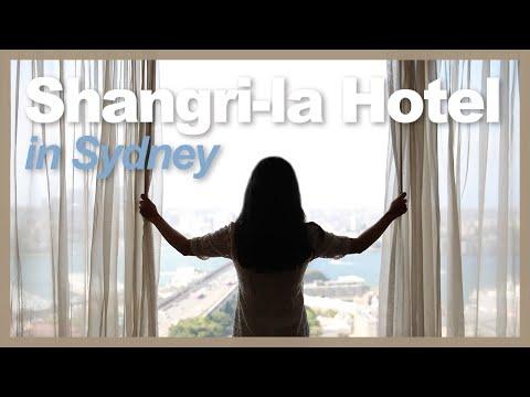 Fabulous Sydney !!! Shangri-la Sydney Horizon Club Grand Harbour View Suite