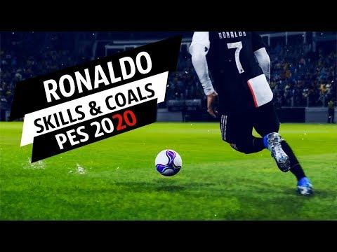 Pes 2020 CR7 Skills & Goals 💥💥