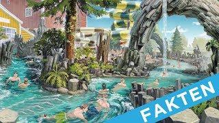 Europa-Park Wasserpark Fakten - Rulantica!?