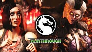 SINDEL...DON'T KILL EVERYONE AGAIN: Story Mode - Mortal Kombat X (Part 8)