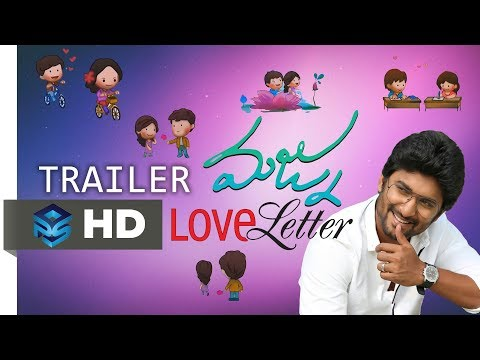 Majnu Telugu movie love letter