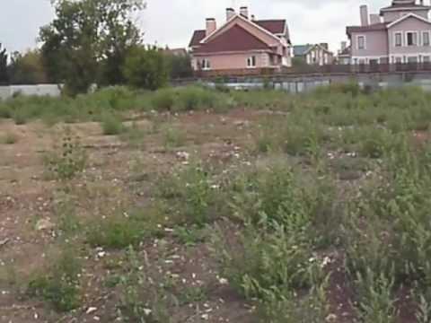 Земельный участок под строительство. Открытое.