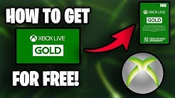 How To Get FREE XBOX LIVE GOLD! (WORKING FEBRUARY 2020!)