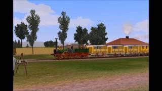 Die Ludwigs-Eisenbahn in EEP (als die Züge fahren lernten)   EEP streaming