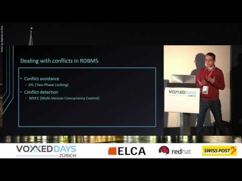 Transactions and Concurrency Control Patterns by Vlad Mihalcea