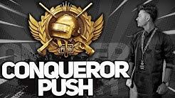 S13 Conqueror Push | Pubg Mobile