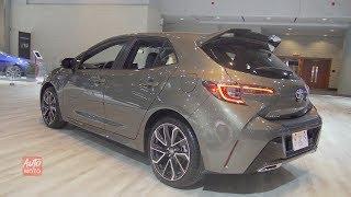 2020 Toyota Corolla SE Hatchback - Exterior And Interior Walkaround - 2019 Toronto Auto Show