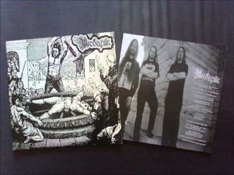Brodequin - Instruments Of Torture vinyl rip