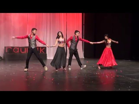 Bollywood dance- Dilliwali girlfriend, Hangover, Deewani Mastani & Gerua