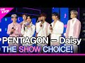 PENTAGON펜타곤, THE SHOW CHOICE! THE SHOW 201020