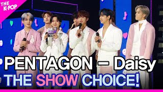 PENTAGON(펜타곤), THE SHOW CHOICE! [THE SHOW 201020]