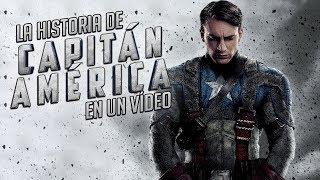 Capitán América El Primer Vengador I La Historia en 1 Video