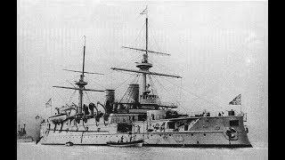 Первые металлические военные корабли. 5 серия из 10